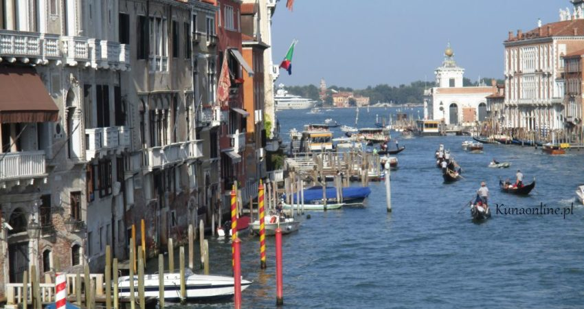 Fotoreportaż z Wenecji