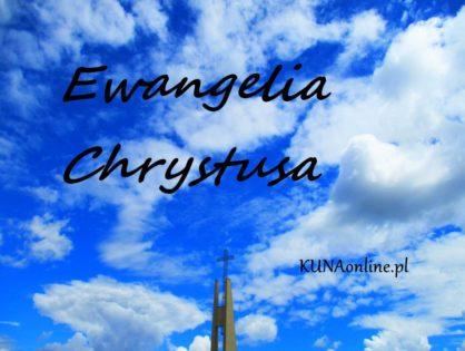 EWANGELIA 22 LIPCA 2019 + komentarz