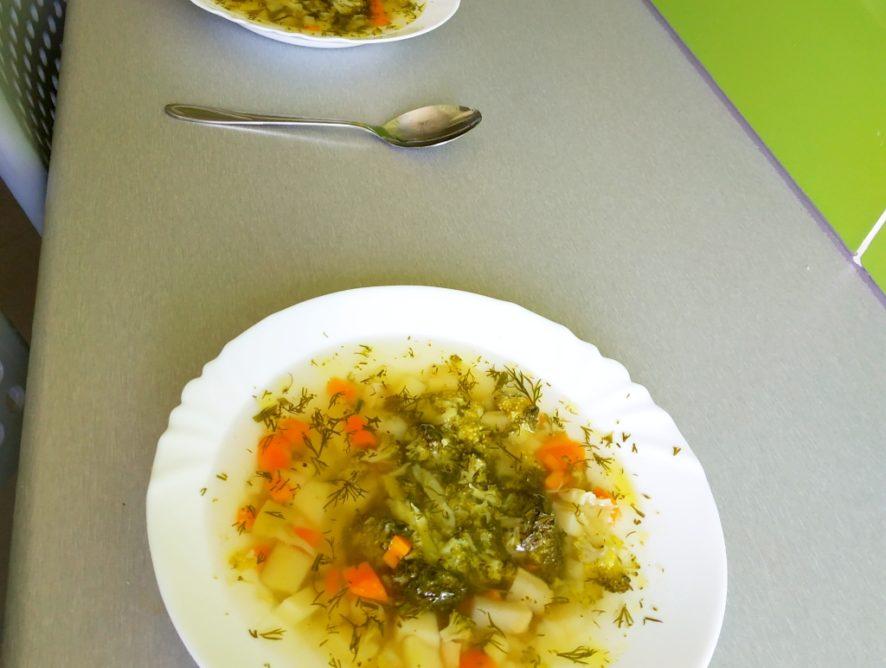 Szybka i prosta zupa brokułowa