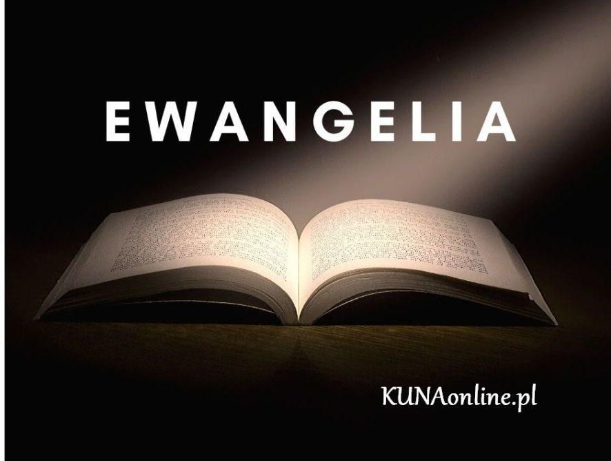 EWANGELIA 3 CZERWCA 2020 + komentarz
