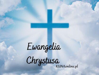 EWANGELIA 11 CZERWCA 2021 + komentarz